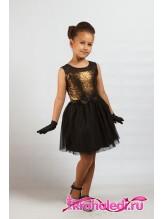 Нарядное детское платье Стиляга