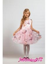 Нарядное детское платье Ванесса