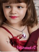 Набор детской бижутерии Принцесса