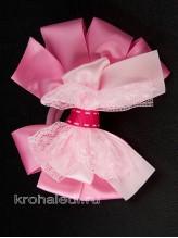 Резинка Принцесса розовая