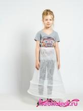 Детский кринолин макси