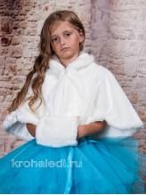 Детская муфта Герда айвори