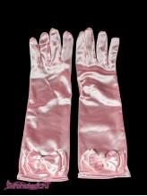 Детские перчатки Натали розовые