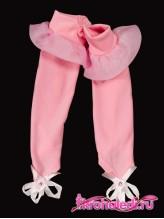 Детские перчатки Прима розовые