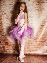 Детские перчатки Сеньорита розовые