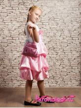 Детская сумочка Сюита розовая
