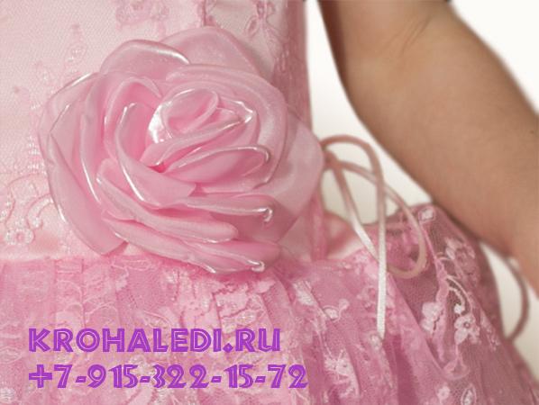 Нарядное детское платье Суок